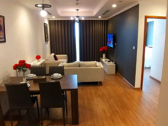 Vinhomes times city apartment for rent