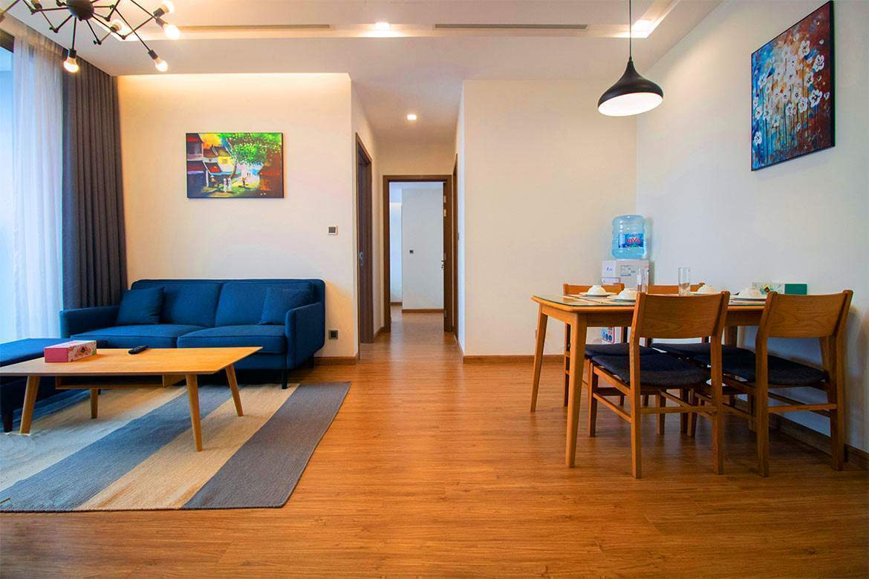 apartment for rent in vinhomes metropolis