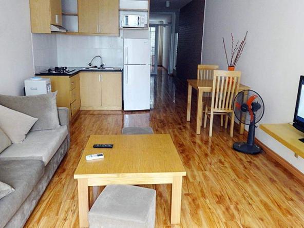 Nguyen Dinh Chieu Apartment