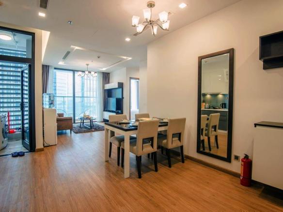 High floor 2 Bedroom Apartment in Vinhomes Metropolis
