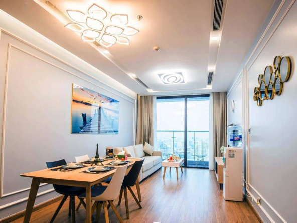 M3 Vinhomes Metropolis 3-Bedroom Serviced Apartment
