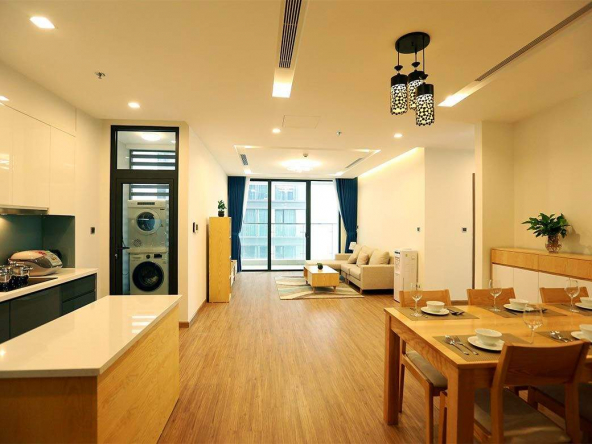 Vinhome Metropolis serviced apartment for rent